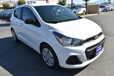 2017 Chevrolet Spark for sale at DIAMOND VALLEY HONDA in Hemet CA