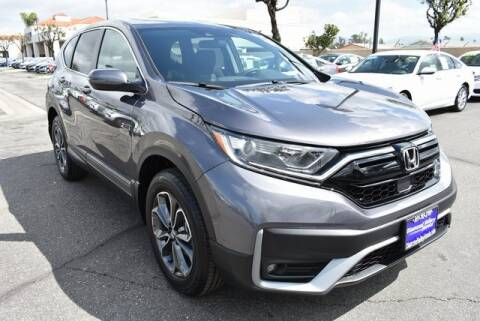 2020 Honda CR-V for sale at DIAMOND VALLEY HONDA in Hemet CA