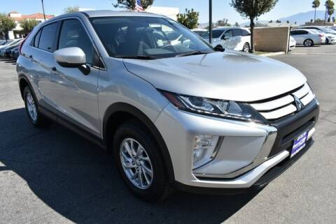 2019 Mitsubishi Eclipse Cross for sale at DIAMOND VALLEY HONDA in Hemet CA