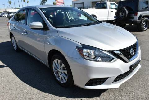 2019 Nissan Sentra for sale at DIAMOND VALLEY HONDA in Hemet CA