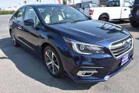 2018 Subaru Legacy for sale at DIAMOND VALLEY HONDA in Hemet CA