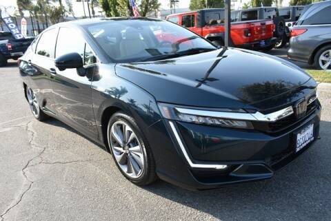 2018 Honda Clarity Plug-In Hybrid for sale at DIAMOND VALLEY HONDA in Hemet CA