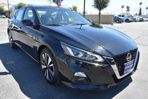 2019 Nissan Altima for sale at DIAMOND VALLEY HONDA in Hemet CA