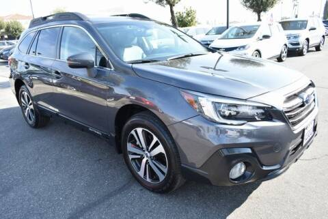 2018 Subaru Outback for sale at DIAMOND VALLEY HONDA in Hemet CA