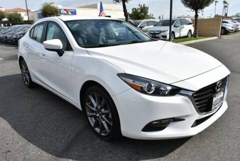 2018 Mazda MAZDA3 for sale at DIAMOND VALLEY HONDA in Hemet CA