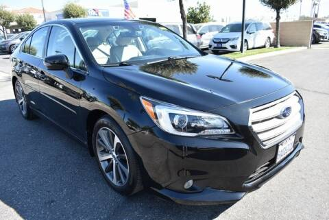 2017 Subaru Legacy for sale at DIAMOND VALLEY HONDA in Hemet CA