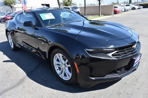 2020 Chevrolet Camaro for sale at DIAMOND VALLEY HONDA in Hemet CA
