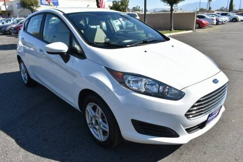 2019 Ford Fiesta for sale at DIAMOND VALLEY HONDA in Hemet CA