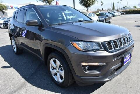 2019 Jeep Compass for sale at DIAMOND VALLEY HONDA in Hemet CA