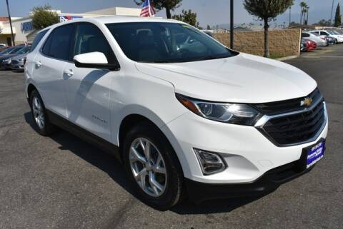 2018 Chevrolet Equinox for sale at DIAMOND VALLEY HONDA in Hemet CA
