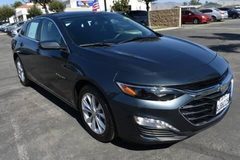 2019 Chevrolet Malibu for sale at DIAMOND VALLEY HONDA in Hemet CA