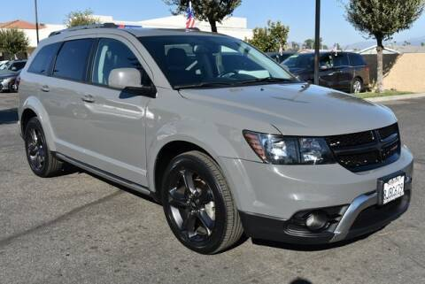 2019 Dodge Journey for sale at DIAMOND VALLEY HONDA in Hemet CA