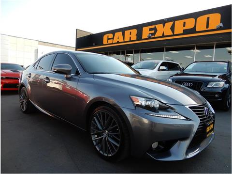Lexus Used Cars financing For Sale Sacrato Car Expo Auto Center