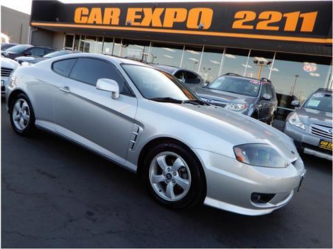 2006 Hyundai Tiburon for sale in Sacramento, CA