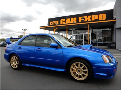 2005 Subaru Impreza for sale in Sacramento, CA