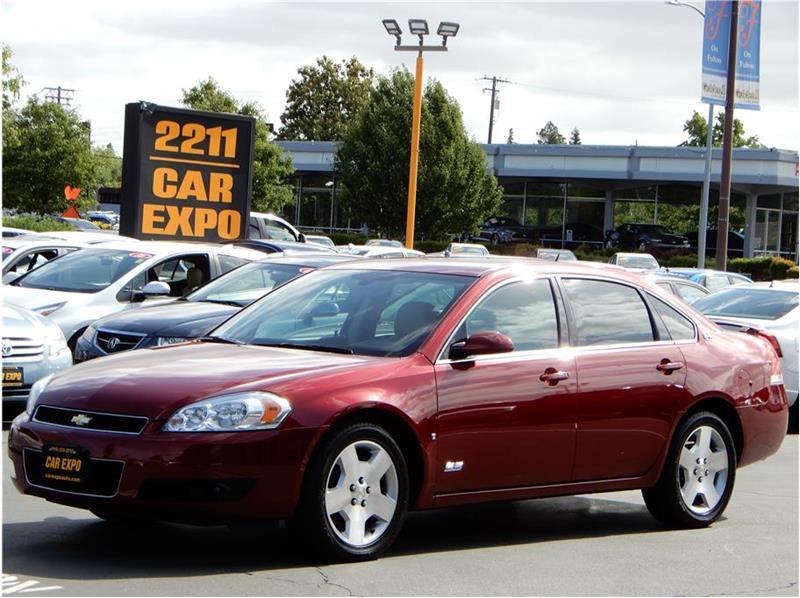 2008 Chevrolet Impala SS 4dr Sedan   Sacramento CA