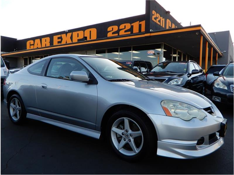 Acura Rsx TypeS Dr Hatchback In Sacramento CA Car Expo Auto - Acura rsx type s 2003