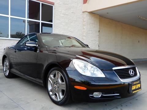 2008 Lexus SC 430 for sale in Sacramento, CA
