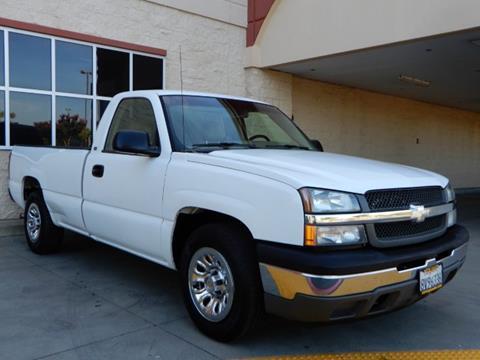 2005 Silverado For Sale >> 2005 Chevrolet Silverado 1500 For Sale In Sacramento Ca