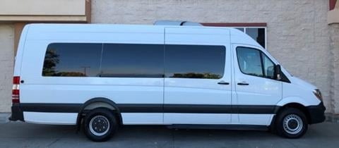 2017 Mercedes-Benz Sprinter Cargo for sale in Sacramento, CA