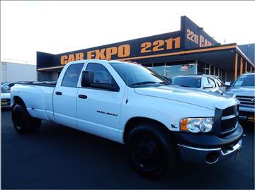 2005 Dodge Ram Pickup 3500 for sale in Sacramento, CA