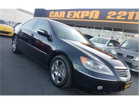 2007 Acura RL for sale in Sacramento, CA