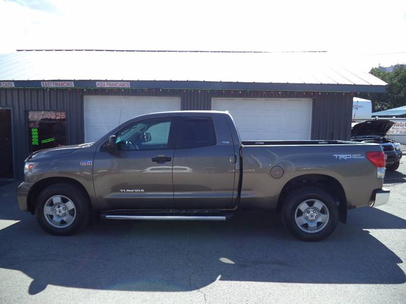 2007 Toyota Tundra for sale at Jim's Auto Sales in Cashmere WA