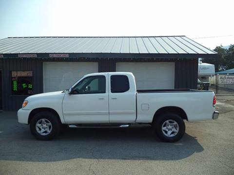 2003 Toyota Tundra for sale at Jim's Auto Sales in Cashmere WA