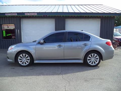 2011 Subaru Legacy for sale at Jim's Auto Sales in Cashmere WA