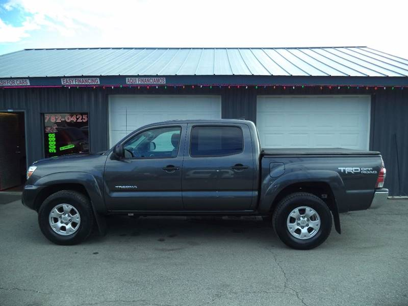 2015 Toyota Tacoma for sale at Jim's Auto Sales in Cashmere WA