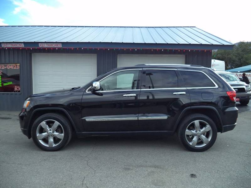 2011 Jeep Grand Cherokee for sale at Jim's Auto Sales in Cashmere WA