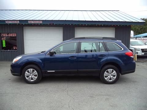 2010 Subaru Outback for sale in Cashmere, WA