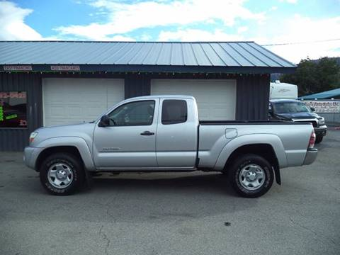 2009 Toyota Tacoma for sale at Jim's Auto Sales in Cashmere WA