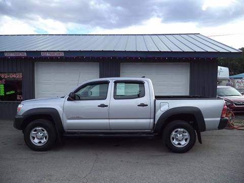 2012 Toyota Tacoma for sale at Jim's Auto Sales in Cashmere WA