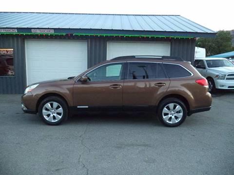 2011 Subaru Outback for sale in Cashmere, WA