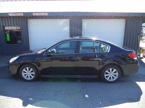 2010 Subaru Legacy for sale in Cashmere, WA
