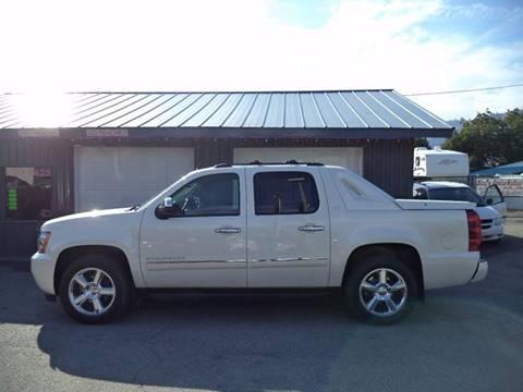 2012 Chevrolet Avalanche for sale in Cashmere, WA