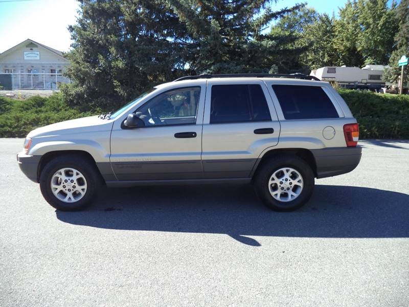 2000 Jeep Grand Cherokee For Sale At Jimu0027s Auto Sales In Cashmere WA