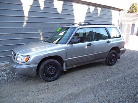2000 Subaru Forester for sale in Cashmere, WA