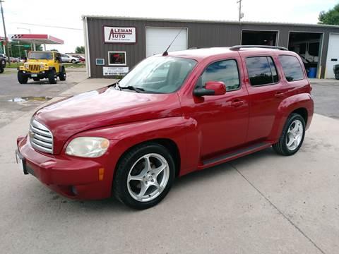 2011 Chevrolet HHR for sale at ALEMAN AUTO INC in Norfolk NE
