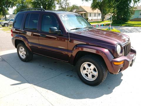 2004 Jeep Liberty for sale at ALEMAN AUTO INC in Norfolk NE