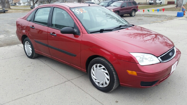 2005 Ford Focus for sale at ALEMAN AUTO INC in Norfolk NE
