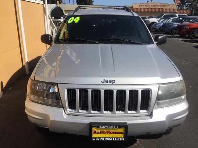 2004 Jeep Grand Cherokee Laredo 4dr SUV - Santa Maria CA