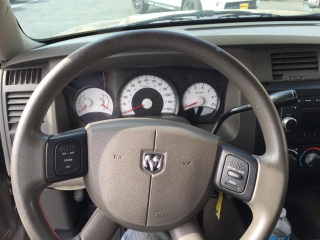 2010 Dodge Dakota 4x4 Big Horn 4dr Crew Cab - Santa Maria CA
