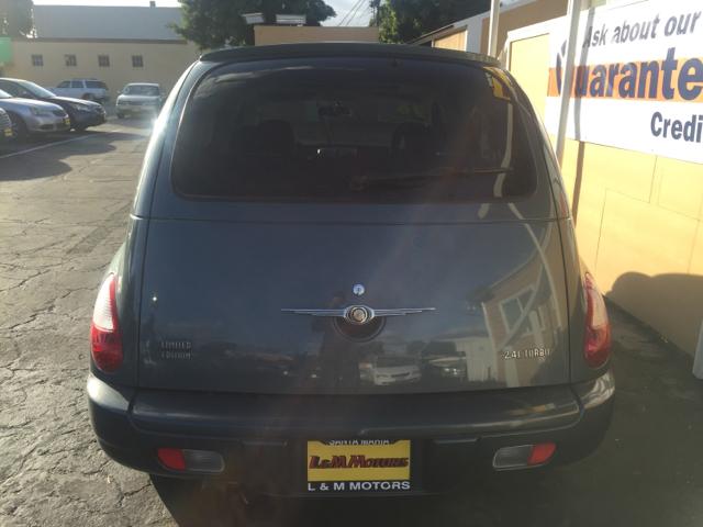 2006 Chrysler PT Cruiser Limited 4dr Wagon - Santa Maria CA