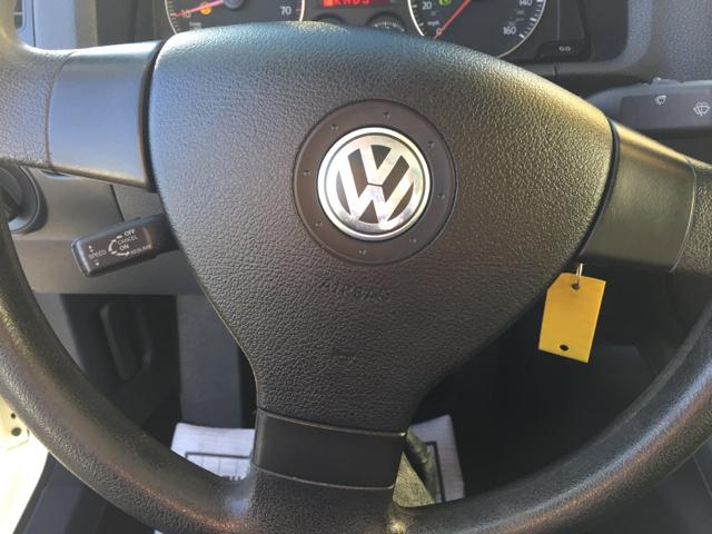 2007 Volkswagen Jetta PZEV 4dr Sedan (2.5L I5 5M) - Santa Maria CA