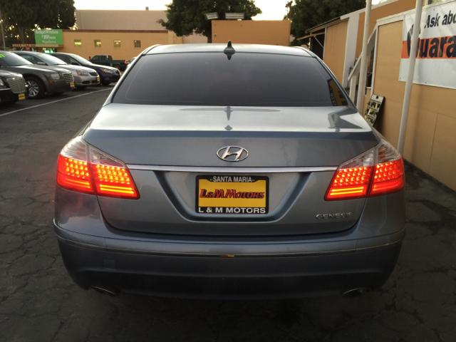 2009 Hyundai Genesis 3.8L V6 4dr Sedan - Santa Maria CA