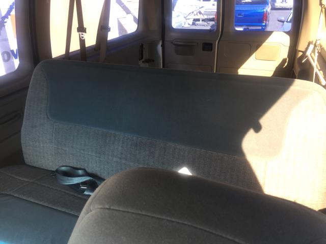 2001 Ford E-Series Wagon E-150 XL 3dr Passenger Van - Santa Maria CA
