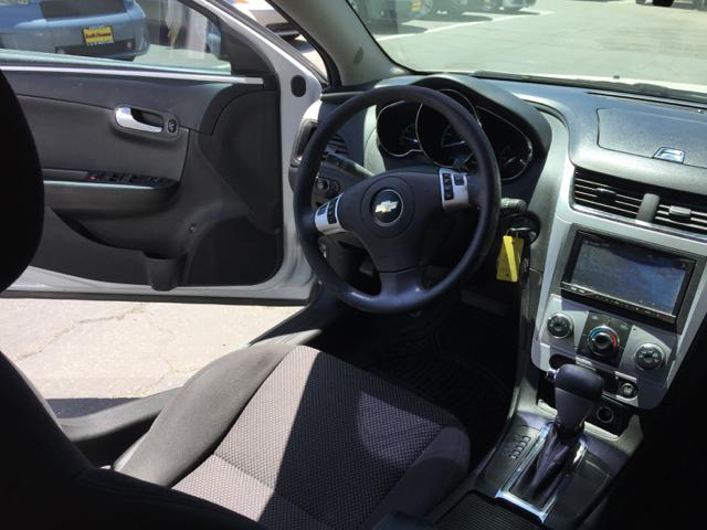 2010 Chevrolet Malibu LT 4dr Sedan w/1LT - Santa Maria CA