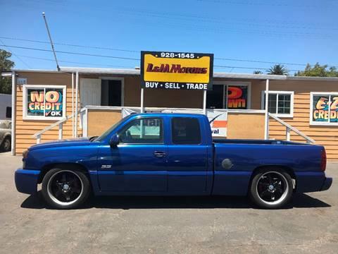 Chevrolet silverado 1500 ss for sale for Chevy home motors santa maria